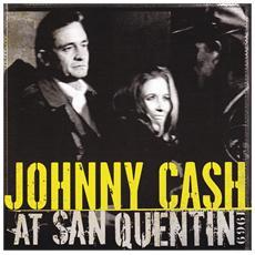 Johnny Cash - At San Quentin (Cd+Dvd)