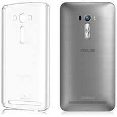 """Cover Anukku® Ultra Fina Trasparente Morbida In Air Gel Per Asus Zenfone Selfie 5.5"""" Zd551kl"""