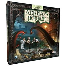 SL0121 Arkham Horror: L'orrore di Miskatonic