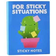Jolly Awesome - Sticky Situations (blocchetto Fogli Adesivi)