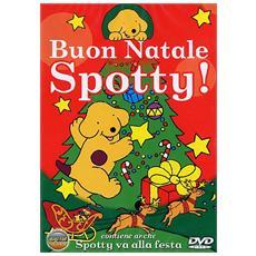 Dvd Buon Natale Spotty