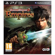PS3 - Dinasty Warriors 7: Empires