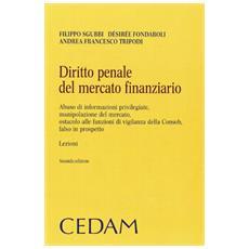 Diritto penale del mercato finanziario