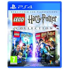 WARNER BROS - PS4 - LEGO Harry Potter: Anni 1-7 Collection