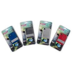 Cover Stand Con Appoggio Per Iphone 5 Vari Colori