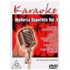 Karaoke - Mallorca Superhits Vol 3