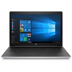 """Notebook ProBook 470 G5 Monitor 17.3"""" Full HD Intel Core i5-8250U Quad Core Ram 8GB SSD 256GB Nvidia GeForce 930MX 2GB 1xUSB 3.1 2xUSB 3.0 Windows 10 Pro"""
