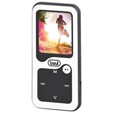 Lettore Mp3 Bluetooth 8GB con slot MicroSD Mpv 1780 Sb colore Bianco RICONDIZIONATO