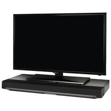 Supporto per Dispositivi DVD e Audio Nero FLXPBST1021
