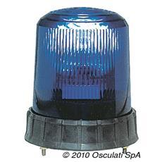 Luce colore blu 24 V