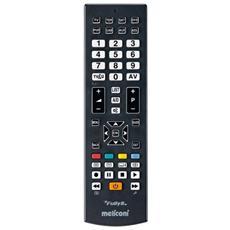 Telecomando Pre Programmato 8 in 1 per TV Fully 8 RC