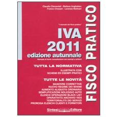 IVA 2011. Ediz. autunnale