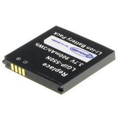 2-Power MBI0085A, 900 mAh, GPS / PDA / Mobile phone, Ioni di Litio, 3,9 cm, 6 mm, 4,1 cm