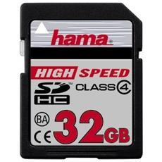 HighSpeed SDHC 32GB 32GB SDHC memoria flash