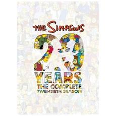 Dvd Simpson (i) - Stagione 20 (4 Dvd)