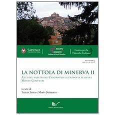 La nottola di Minerva. Vol. 2