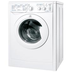 INDESIT - Lavatrice a Carica Frontale IWC 61052 C ECO IT...