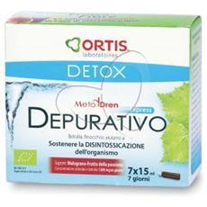Metoddren Depurativo Express Bio 7x15ml Melograno