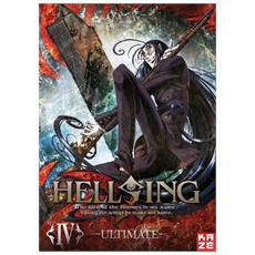 Dvd Hellsing Ultimate #04