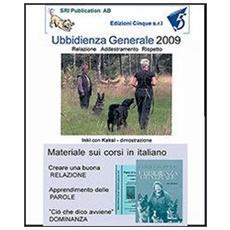 Ubbidienza generale. DVD