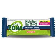 Nutrition Bar Mirtillo / cacao Barretta Energetica