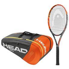 Graphene Xt Radical S Racchetta Tennis Manico 3