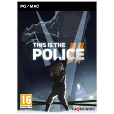 THQ - PC - This is the Police 2 - Day One: DIC 18