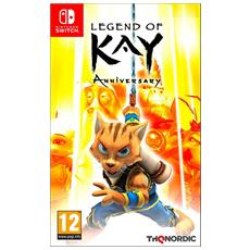 THQ - Legend of Kay - Anniversary - Day one: 29/05/18