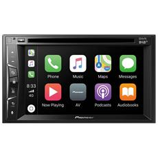 """Lettore Multimediale DAB+, FM Touchscreen 6.2"""" Bluetooth USB / CD / DVD / MP3"""