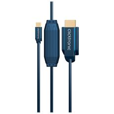 Mini DisplayPort / HDMI 3 m, 3m, Mini DisplayPort, HDMI, 5 mm, Box