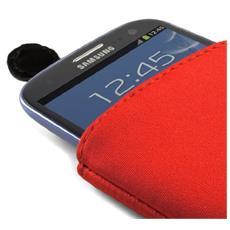 10201 Custodia a tasca Rosso custodia per cellulare