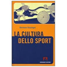 La cultura dello sport