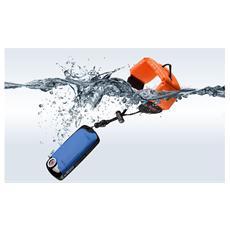 Floating Strap Orange Retail