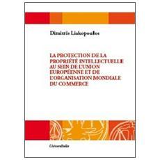 La protection de la propriété intellectuelle au sein de l'Unione européenne et de l'Organisation mondiale du commerce