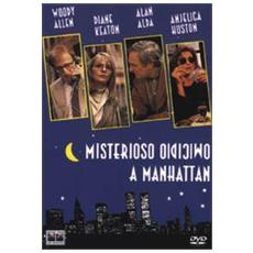 Dvd Misterioso Omicidio A Manhattan