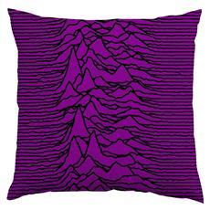 Ultrakult - Unknown Radio Waves (Viola) (Cuscino)