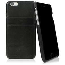 Cuoio Back iPhone 6s, Italian nero