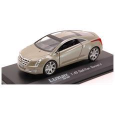 Lx10062 Cadillac Converj 2012 Gold 1:43 Modellino