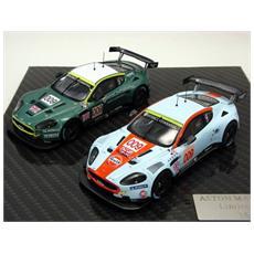 Mc2 Aston Martin Dbr9 Gulf Set Lm 1/43 Modellino
