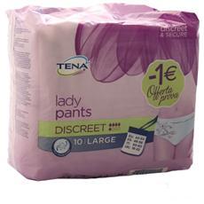 Lady Pants Discreet L 10pz