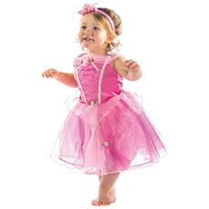 Joker - Costume Aurora Lusso Bebè - Taglia: 3-6 Mesi (64-72 Cm)