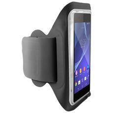 """BXFBR02 5.7"""" Fascia da braccio Nero custodia per cellulare"""