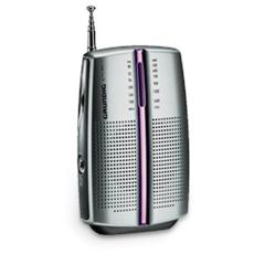 Radio Portatile City Boy 31 - Silver