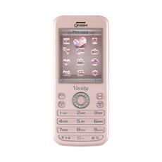 "Vanity Young Rosa Display 2.4"" GSM Bluetooth Fotocamera 2MP Radio FM"