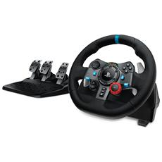 Volante G29 Driving Force Racing per PlayStation 4, PlayStation 3 e PC