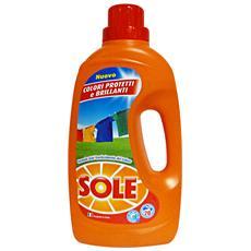 Lavatrice Liquido 20 Mis. Colorati 1,3 Lt. Detergenti Casa
