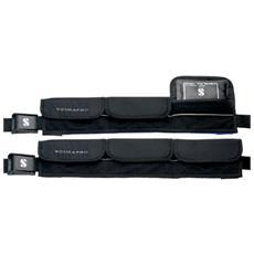 Cintura Con Tasche Anatomic Mis. L Porta Pesi