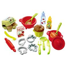 ECF7600002617 100 % Chef - Set accessori cucina