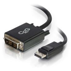DisplayPort M / DVI M 1.0m, 1m, DisplayPort, DVI-D