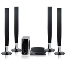 Lettore DVD Dolby Digital + DTS 1000W 5.1 Home Cinema